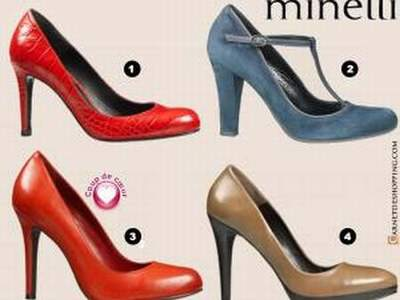 Minelli 2015 Chaussures Www Ete Collection Fr chaussures 7vbymYf6Ig